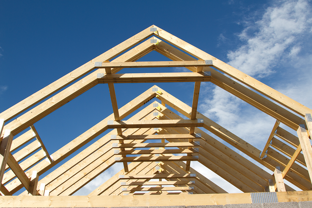 Roof trusses premium nordic softwood for Wood roof trusses prices
